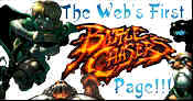 Our Brother Website- 1st Battle Chasers Webpage!